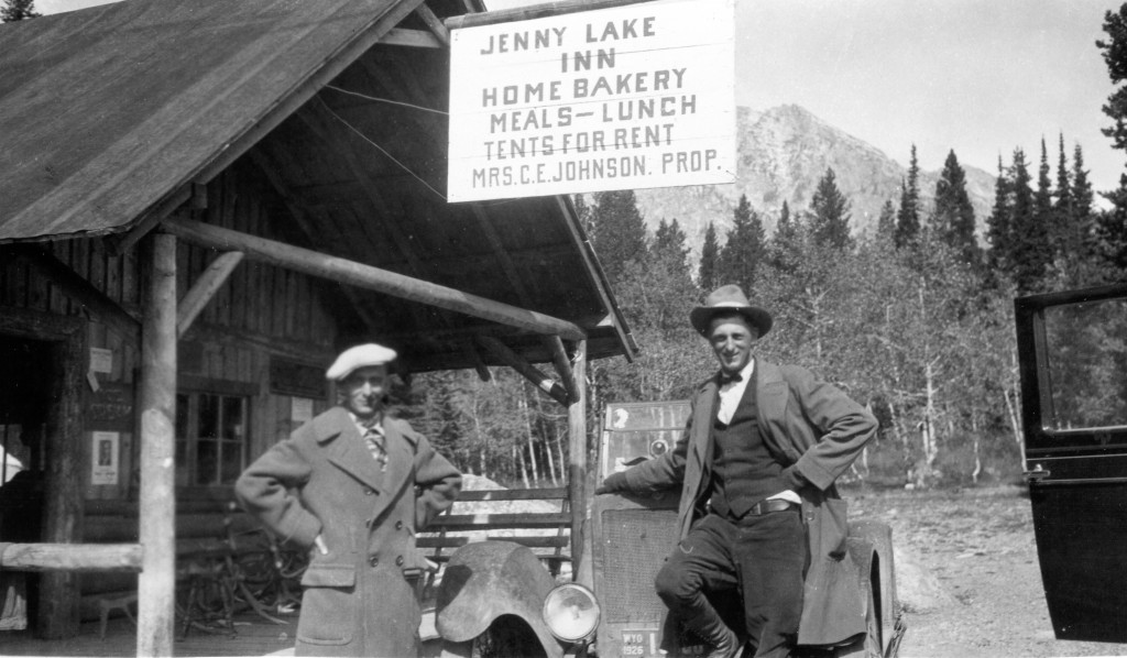 Collection of the Jackson Hole Historical Society and Museum
