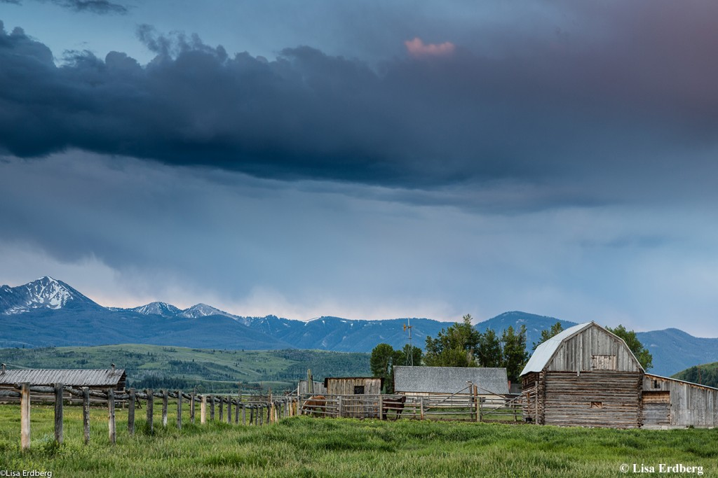 Andy Chambers Homestead: Ranch View