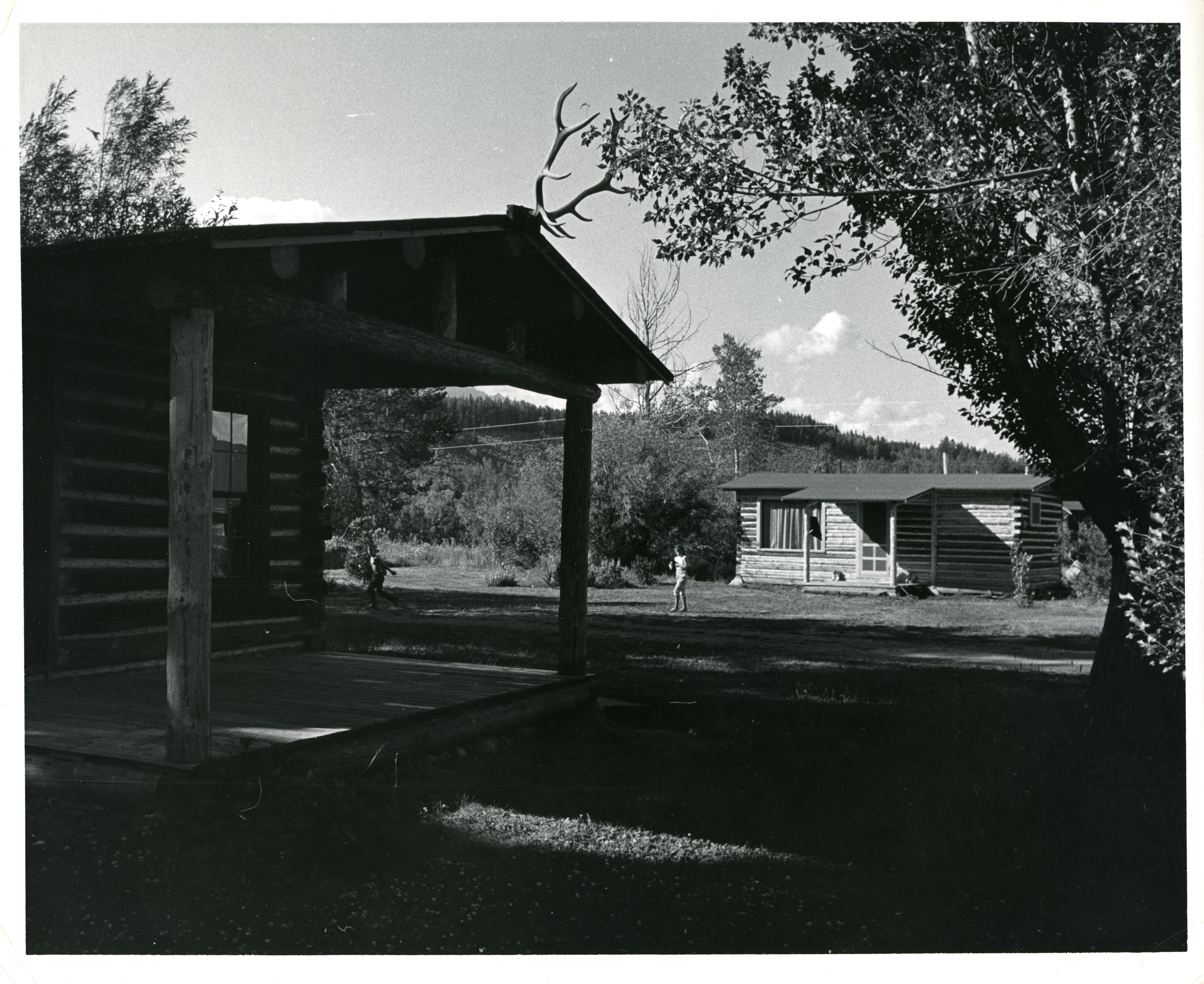 Down home ranch pictures wyoming.