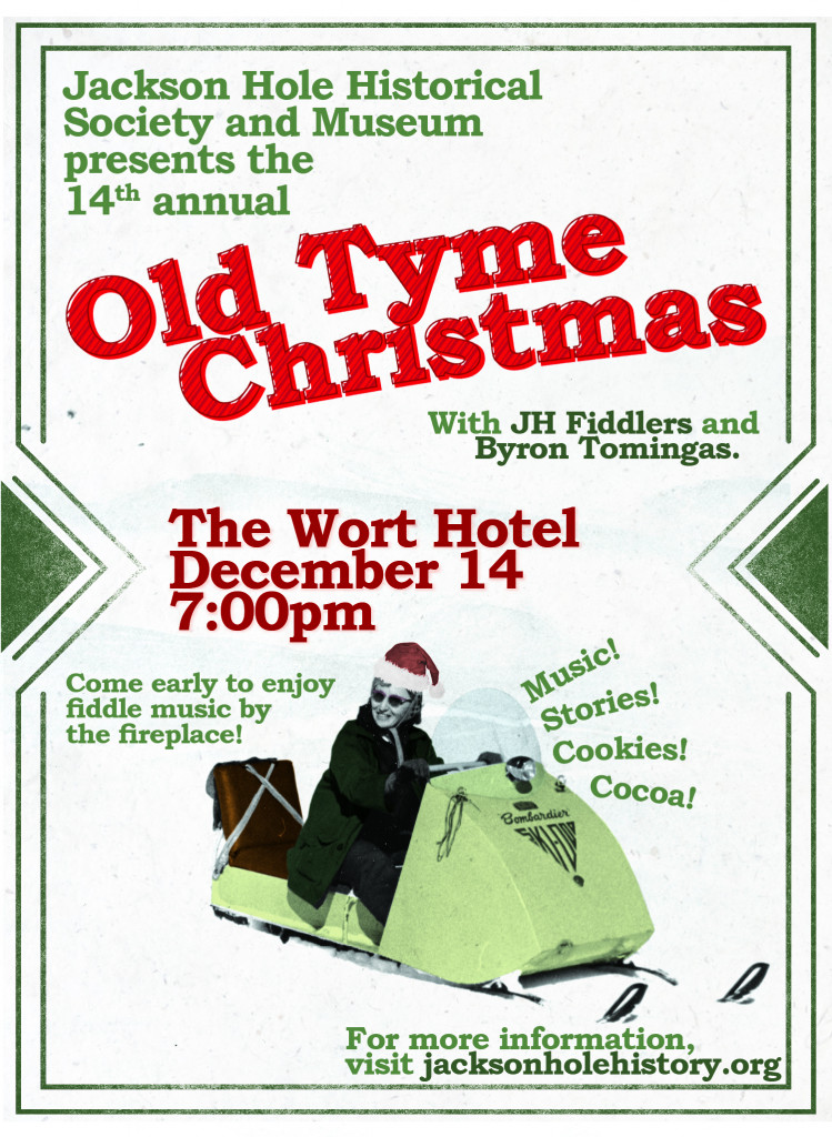 Old Tyme Christmas @ Wort Hotel