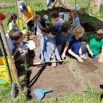 Learning Archaeological Methods at the Linn Site Excavations