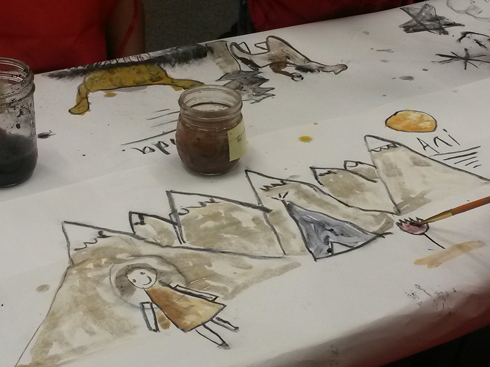 Natural Paints and Dyes Class