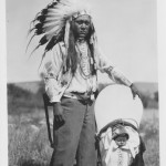 Peter Peahrora great great grandson of chief W. & Daisey Perry
