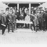 Signing of McLaughlin Agreement 1904