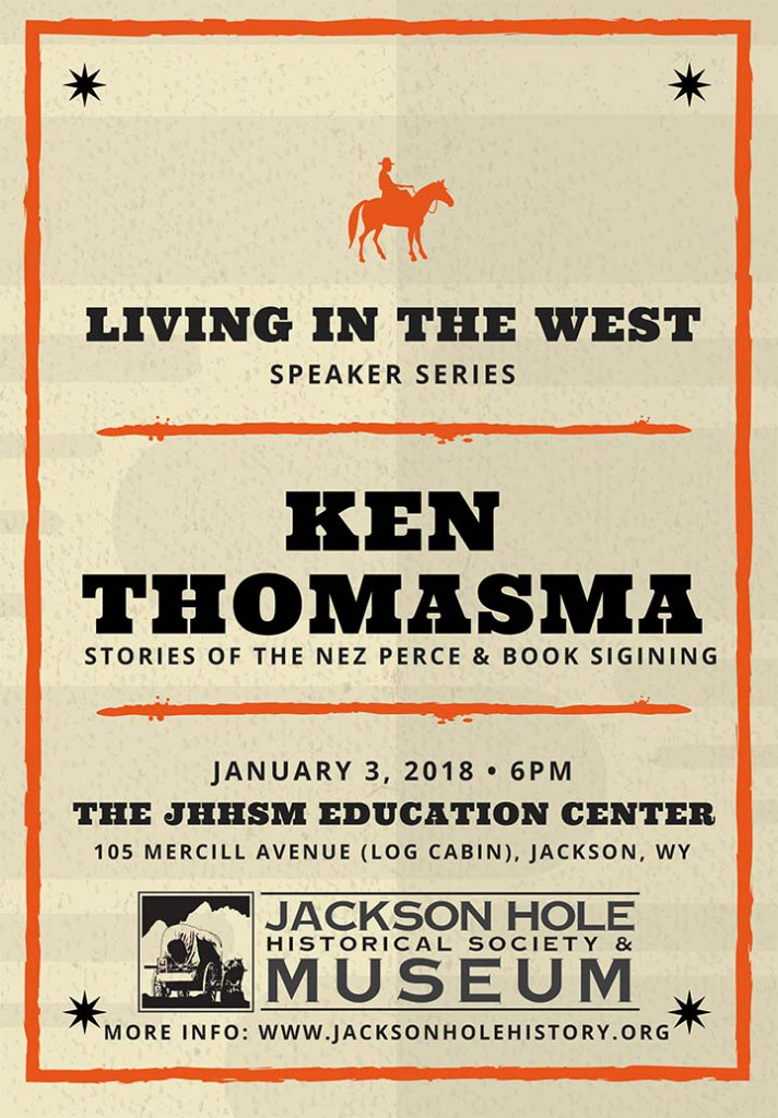 Living in the West: Ken Thomasma @ Coey Cabin | Jackson | Wyoming | United States