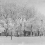 Winter Officers Quarters
