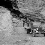 177. WPA excavation at Dinwoody cave