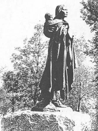 Fig 14: Sakakawea, Leonard Crunelle 1910