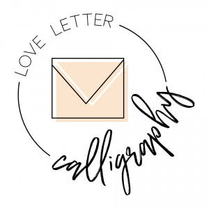 love letter calligraphy_icon_cmyk