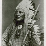 Washakie, c.1883 by Baker & Johnston https://en.wikipedia.org/wiki/Washakie