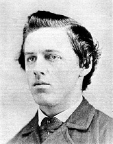 Wm. H. Jackson as a young man https://en.wikipedia.org/wiki/William_Henry_Jackson