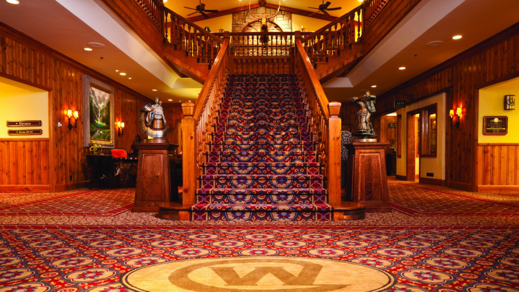 wort staircase