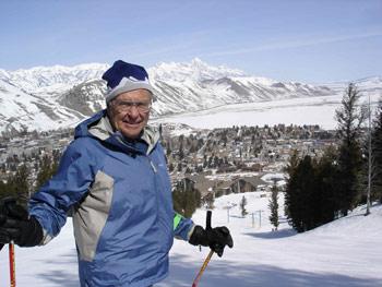 Bill Briggs at Snow King