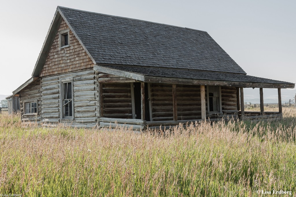 Andy Chambers Homestead: Homestead House