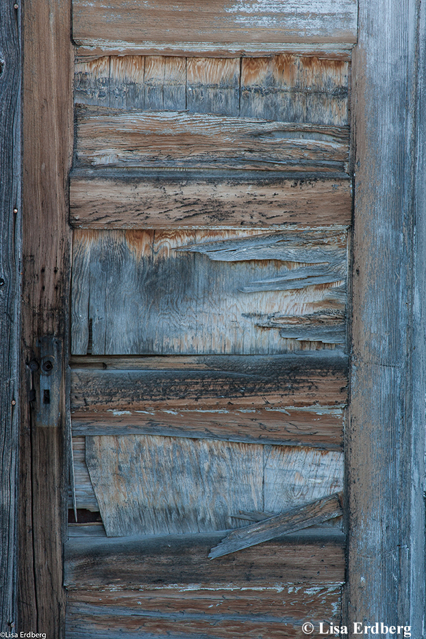Elk Ranch: Shop Building Door