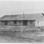 Blacksmith & Carpenter Shop