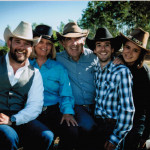 The Stirn Family in 2016. Courtesy of the R Lazy S Ranch.
