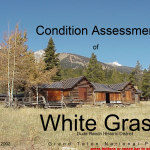 2002 condition assessment by Harrison Goddall.