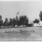 Infantry Barracks Adobe