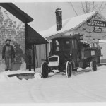J.K. Moore Store with Truck