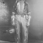 Man with beaded leggings  (UW J.K. Moore Box 1)