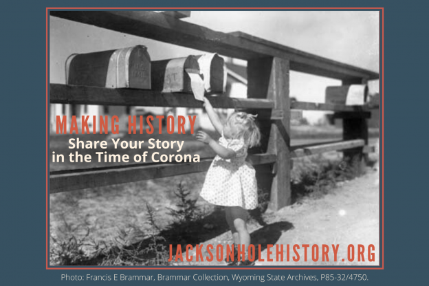 Making History Share Your Story in a Time of Corona