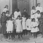 Shoshoni Mission School 1911