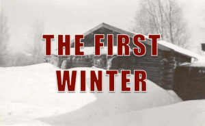 The First Winter