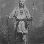 Washakie standing cutler
