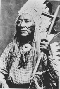 Chief Washakie - Shoshone