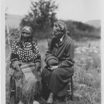 Washakie's Daughter and Hebard