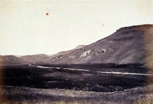 William H. Jackson 1870 photograph of the Sweetwater